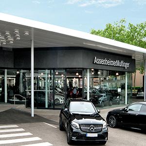 Concessionaria Mercedes Benz