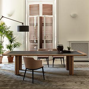 Koster & Quadrifoglio Tables