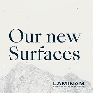 Laminam live stream unveiled the new 2020 surfaces