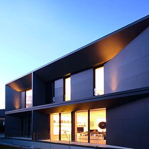 Gibt es intelligente Gebäudehüllen, die auch höchste gestalterische Ansprüche erfüllen?