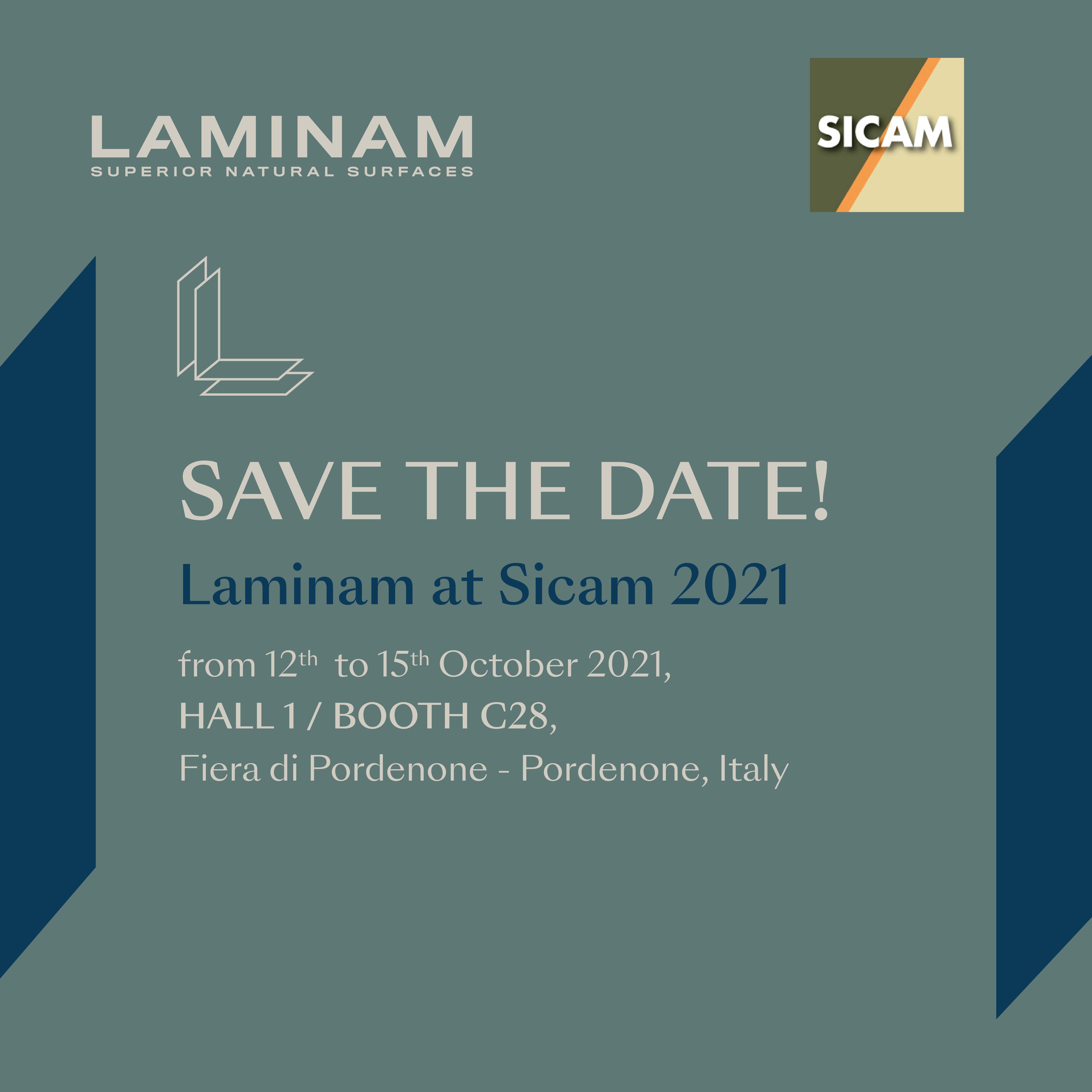 Laminam at Sicam 2021